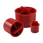 MOCAP - Tapered Plugs for Type L and M Tubing