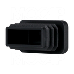 MOCAP - Plugs for Rectangular Standard Tubes