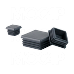MOCAP - Plugs for Square Standard Tubes